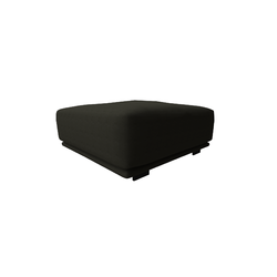 Long Beach Pouf 2911 vers.100  Natuzzi Long Beach