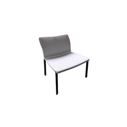 Era Lounge Chair 720X635H750 White Natuzzi Night & Day Furniture