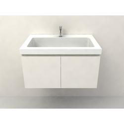 LG54070K อ่างล้างหน้า(Co-marble)พร้อมตู้  1 ชุด/กล่อง Mogen Mogen