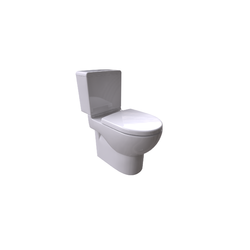 Meridian Close-coupled WC Suite Dual Outlet limited mobility Roca Meridian