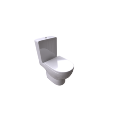 Meridian Close-coupled WC Suite Dual Outlet Roca Meridian