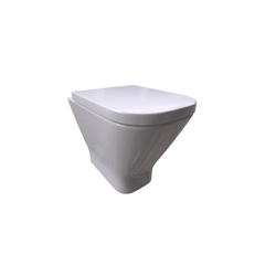 The Gap BTW WC Pan for High-level Cistern Roca The Gap
