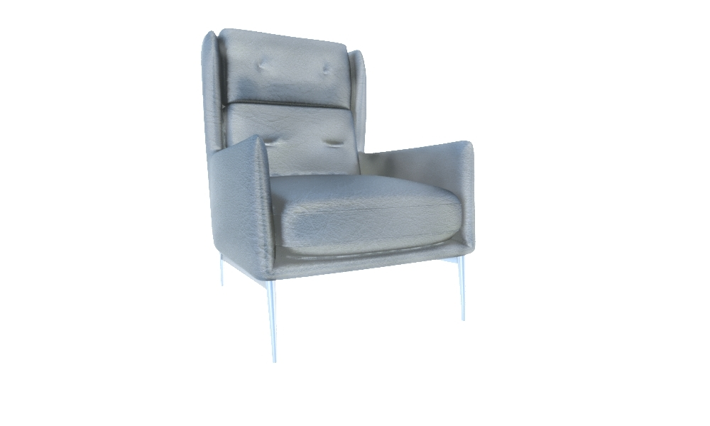 Aftereight Armchair 3033 vers. 012 - Collection Aftereight 3033 by Natuzzi | Tilelook
