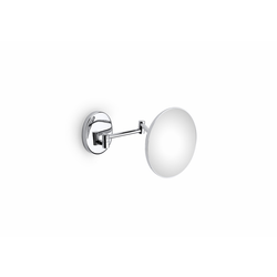 Hotels 2.0 Wall-mounted magnifying mirror with articulated arm Roca Hotel's 2.0