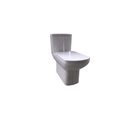 Dama Senso One-piece WC Bowl Dual Outlet Roca Dama Senso