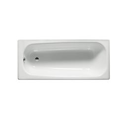 contesa Hot slip bottom rectangular steel (steel plate 3.5 mm) Roca Contesa-Contesa Plus