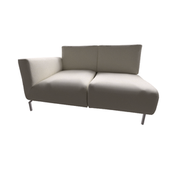 Golf Sofa 2945 vers.016 Natuzzi Golf