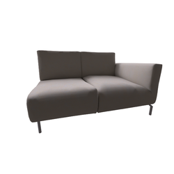 Golf Sofa 2945 vers.017 Natuzzi Golf