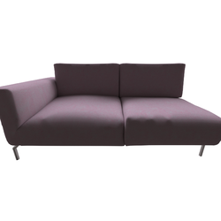 Golf Sofa 2945 vers.018 Natuzzi Golf