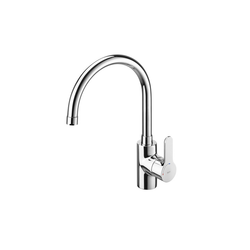 L20 Kitchen sink mixer with swivel spout, Cold Start Roca L20