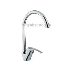 Victoria Monoblock Sink Mixer with High Swivel Spout Roca Victoria