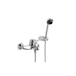 Victoria Wall-mounted Bath-Shower Mixer with Automatic Diverter Roca Victoria