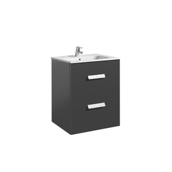 Unik Joli 600 Wash basin+2 Drawers Roca Joli