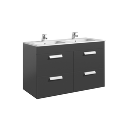 Unik Joli 1200 Wash basin+4 Drawers Roca Joli