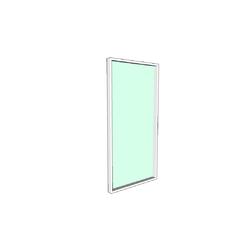 Slim ASPE020 Mirror 100cm Agape Slim