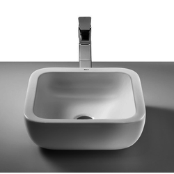 Urban Over Countertop Basin 400x400 Roca Urban