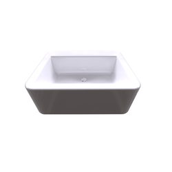 Element Wall-hung Wash-basin 600x505 wo-Tap Roca Element