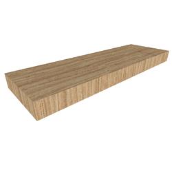Forature per piani flatxl AMOB08040 Agape Flat XL