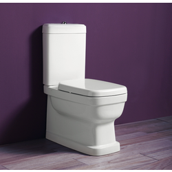 Back to wall close coupled WC. Simas Evolution