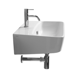Wall hung washbasin 58 monoforo. Simas Degradè