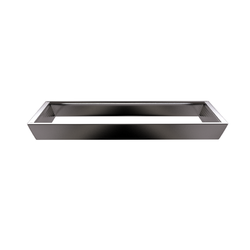 Bar shelf 54x12cm Roca Armani / Roca