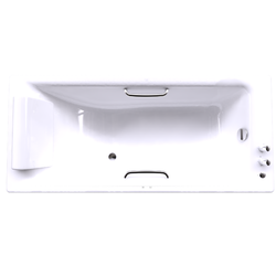 Built-in bathtub N-H 180x180 Roca Armani / Roca