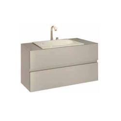Bath furniture 1000 for 1 washbasin 65 Roca Armani / Roca