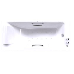 Built-in bathtub W-H 180x180 Roca Armani / Roca