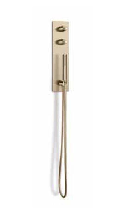 Built-in 2W shower faucet (exposed) - Коллекция Armani / Roca от Roca | Tilelook