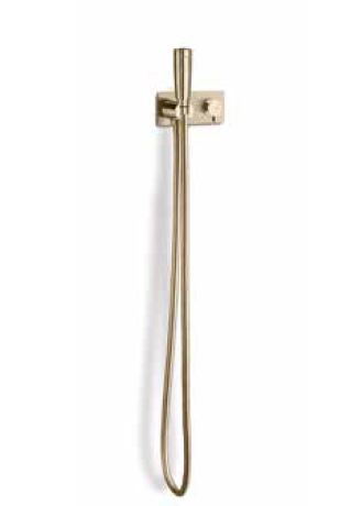 Intimate hygiene shower with built-in prog mixer - Collection Armani / Roca by Roca | Tilelook