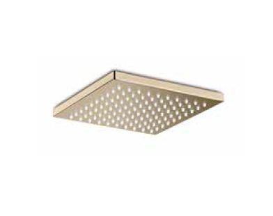 Overhead rain shower 200mm square - Armani / Roca Kollektion von Roca | Tilelook