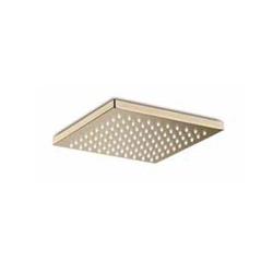 Overhead rain shower 200mm square Roca Armani / Roca