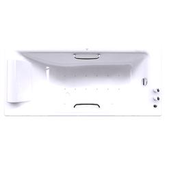 Recessed bath tub 214,5x110cm Roca Armani / Roca