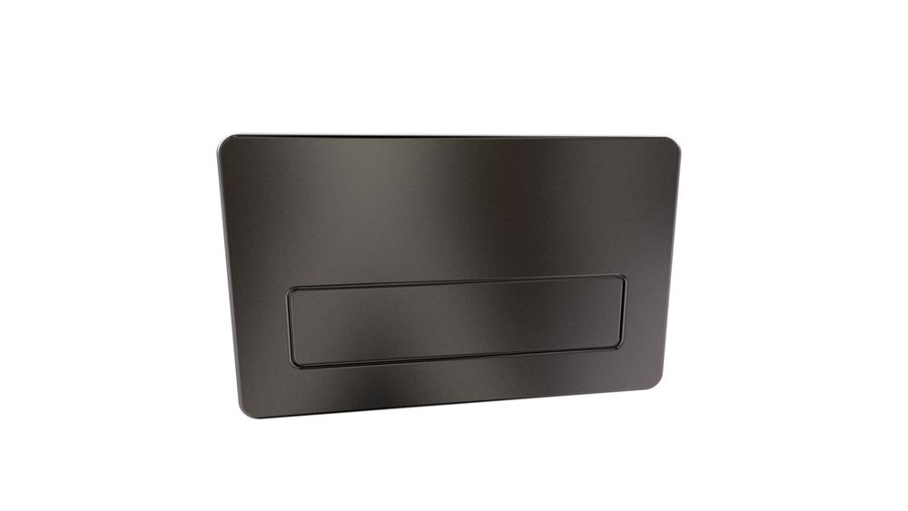 Mechanical version PL3 plate dual flush 3-6 l - Kolekcja  Armani / Roca  Roca | Tilelook
