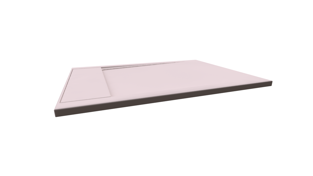 Shower tray 1100 - Collection Armani / Roca by Roca   Tilelook