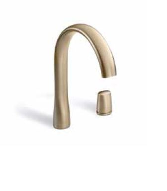 Single lever basin mixer - Colecção Armani / Roca do Roca | Tilelook