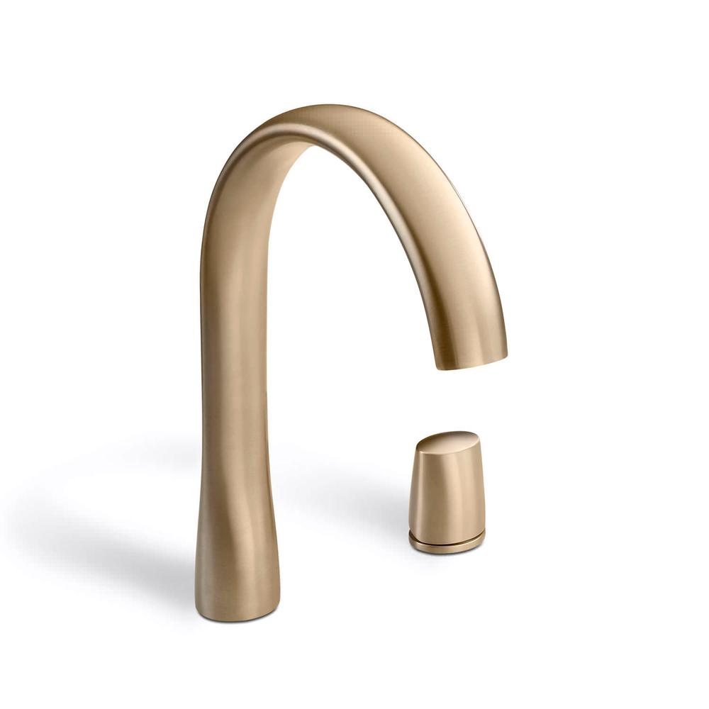 Thermostatic bathtub faucet - Colecção Armani / Roca do Roca | Tilelook