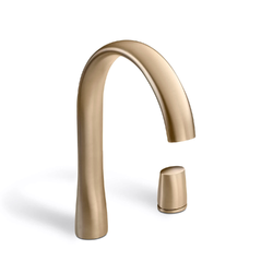 Thermostatic bathtub faucet Roca Armani / Roca