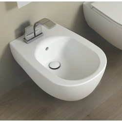 IO 2.0 wall hung single-hole bidet IO218 Flaminia Io