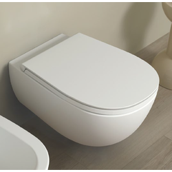 IO 2.0 wall hung wc with goclean system IO118G Flaminia Io