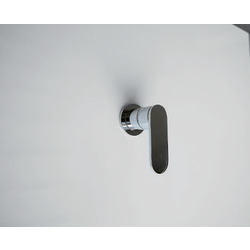 One concealed automatic rapid-flow single lever shower mixer for urinal 112540 Flaminia One