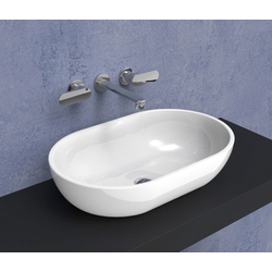 Pass 62 countertop basin PS62C Flaminia Pass