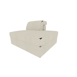 Diesis 2828 Sofa vers. 073 Natuzzi Accessories