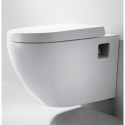 Wall hung toilet Bravat Gina