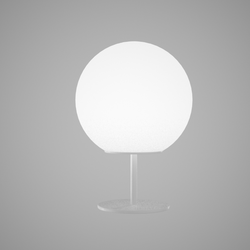 LUMI Sfera F07 TABLE LAMP 20cm with stem  Fabbian Table
