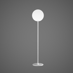 LUMI Sfera F07 FLOOR LAMP Ø35cm Fabbian Applique