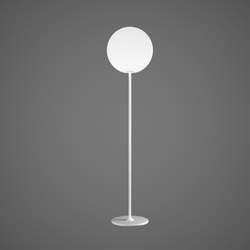 LUMI Sfera F07 FLOOR LAMP Ø40cm Fabbian Applique
