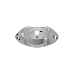 FARETTI Rombo D27	RECESSED DOWNLIGHT GU10 Fabbian Recessed