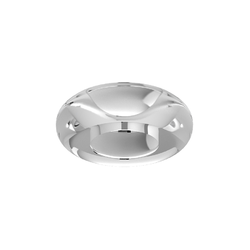 FARETTI Tondo D27 RECESSED DOWNLIGHT GU10 Fabbian Recessed