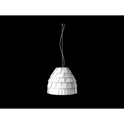 ROOFER F12	HIGH PENDANT LAMP 57cm Fabbian Pendant
